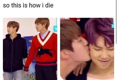 Ok these are my two OTP OTPSSSSSS honestly taekook and namjin ♥️♥️♥️♥️♥️♥️♥️