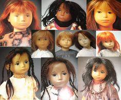 Sasha studio dolls