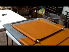 Wassily Chair Strap Installation - YouTube Wassily Chair, Furniture Restoration, Youtube, Restoring Furniture, Youtubers, Youtube Movies