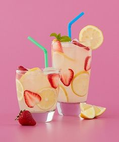 Amped Up Lemonade