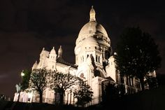 Sacre Coeur-one of the most beautiful places on earth <3
