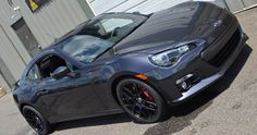 Weapons Grade Performance Subaru BRZ with V8 engine