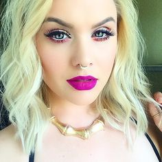 FAN FRIDAY! @emmyshells_makeup in #UTOPIA   Tag #limecrime to be featured.