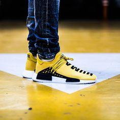Pharrell x Adidas NMD Human Race - Yellow - 2016 (by filipzimowski)