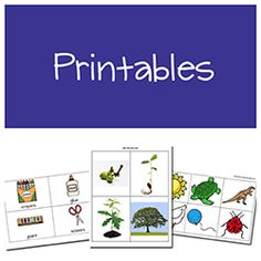 Awesome website run by a teacher.  Has free printable materials, the visual discrimination printables are very good for ABA resources.  Print, cut, laminate and you're done.
