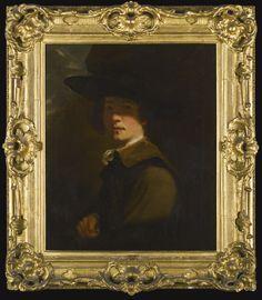 Sir Joshua Reynolds, P.R.A. | Self-Portrait, c. 1750-52 | Sotheby's