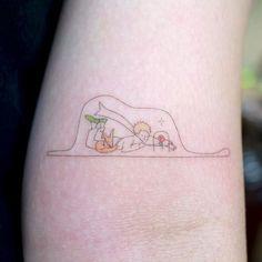 Search inspiration for a Minimal tattoo. Tattoo Life, 16 Tattoo, Book Tattoo, Mini Tattoos, Little Tattoos, Small Tattoos, Pretty Tattoos, Love Tattoos, Body Art Tattoos