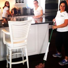 This Jersey snow certainly isn't the best way to celebrate the official first day of Spring - but the season is technically FINALLY here! Time to get your Spring cleaning on! Call us to help get your house in shape! #springcleaning