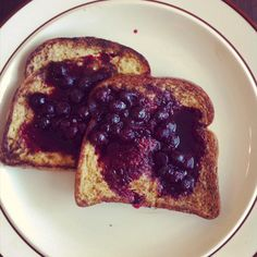 Healthy French toast!