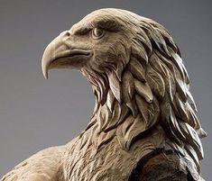 Vinatzer Adolf - Sculptor UNIKA Dremel Wood Carving, Wood Carving Art, Wood Art, Wood Carving Designs, Wood Carving Patterns, Bird Sculpture, Animal Sculptures, Hand Carved Walking Sticks, Antler Art