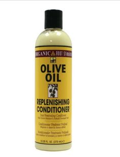 ORS Olive Oil Replenishing Conditioner | 13 Must-Have High Street Products For Natural Hair
