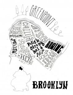 My hometown--Greenpoint, Brooklyn