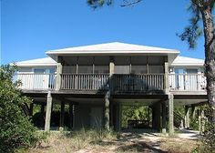 Cape San Blas, FL: Seaside Serenity Vacation Rental