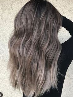Are you looking for ombre hair color for grey silver? See our collection full of… Are you looking for ombre hair color for grey silver? See our collection full of ombre hair color for grey silver and get inspired! Ombre Hair Color, Brown Hair Colors, Ombre Rose, Ash Blonde Ombre Hair, Ash Gray Hair Color, Hair Colours And Styles, Trendy Hair Colors, Grey Dyed Hair, Ash Brown Color