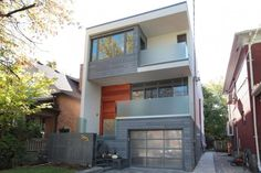 House of the Week: $2 million for a modern family home with a surfeit of balconies - Gallery | torontolife.com
