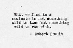Soulmate.