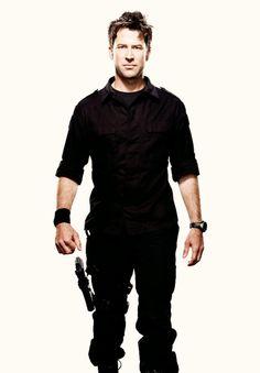 Joe Flanigan: Lt. Colonel John Sheppard from Stargate Atlantis