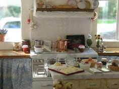 Cynthia's Cottage Design: Tuscan Kitchen - Bel Sole