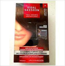 Vidal Sassoon Pro Series Light Brown 6 Hair Dye Hair Color NEW $5.89 Vidal Sassoon Hair Color, Hair Dye Colors, Insta Makeup, Dye Hair, Makeup Junkie, Brown, Yard Sale, Beauty, Cosmetics