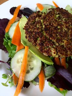Sean has been asking me to make a veggie burger recipe forever, but to be honest, they never really excited me. With the exception of the occasional turkey burger, we usually don't cook burgers home. In the name of blogging (and peace and quiet) I finally caves and started doing some research into veggie burgers. What...Read More »