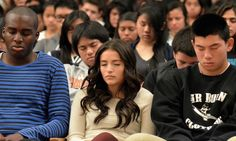 A pioneering programme has reduced stress and improved grades at Visitacion Valley middle school – with lessons other schools can learn from