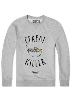 "Sweat ""Cereal Killer"""