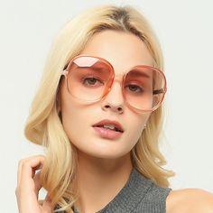 die 54 besten bilder auf brillen in 2019 eyewear, beautiful womendidi oversized square sunglasses women brand transparent orange lens sun glasses vintage decoration uv400 eyeglass oculos