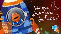 Por que a lua muda de fase? #Ticolicos|EP21