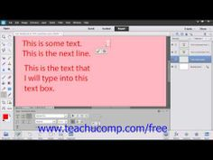 Learn how to create a type selection in Adobe Photoshop Elements at www.teachUcomp.com. A clip from Mastering Photoshop Elements Made Easy v. 12. http://www.teachucomp.com/free - the most comprehensive Photoshop Elements tutorial available. Visit us today!