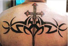 Tribal Design Tattoos