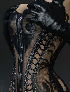 Another Trashy Diva Corset