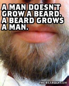 Gotta love beards!