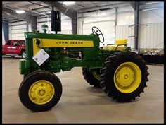 SOLD SOLD SOLD! $51,000 for this 1959 John Deere 430s All Fuel  #MecumGF