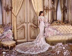 Demetrios Platinum The Royal Romance Collection Aurora
