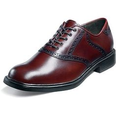 Nunn Bush Macallister Saddle Oxford Shoes - Men