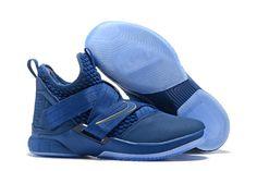 42e1602249dfc8 2018 Nike LeBron Soldier 12 Agimat AO4054-500-1 Nike Lebron