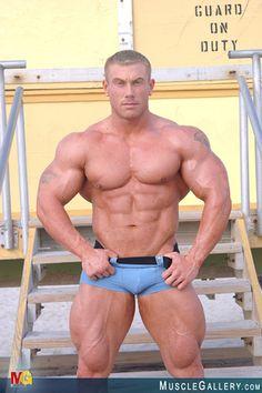 Greg Jones Bodybuilder