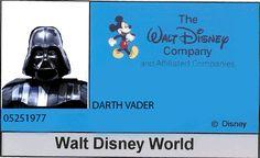 Newest Disney Cast Member!