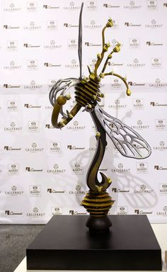 netherlands-showpiece See page for photos of World Chocolate Masters 2013 and their showpieces.