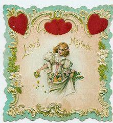vintage valentines & more