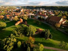 Lithuania was the last country in Europe to become Christian in 1387.