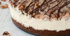 This Keto Pecan Pie Cheesecake is PERFECT for the Holiday Season. It's so delectable your non-low carb loved ones will never know the keto difference!