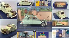 Tom's Toy World: CITROËN MODEL CARS Engineering, Toy, Cars, Model, Autos, Scale Model, Vehicles, Automobile