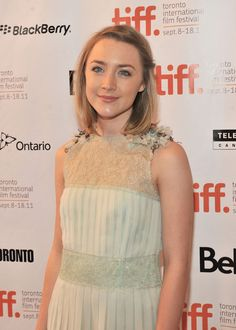 """Saoirse Ronan Photos - Actress Saoirse Ronan arrives at """"Violet & Daisy"""" Premiere during the 2011 Toronto International Film Festival held at The Elgin theatre on September 15, 2011 in Toronto, Canada. - """"Violet & Daisy"""" Premiere - 2011 Toronto International Film Festival"""