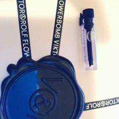Flower bomb By viktor and rolf women perfume sample EDP New 2 samples