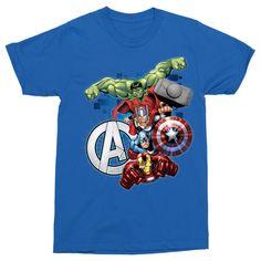 Marvel rajongó vagy?!😍 Csekkold le a pólóinkat a weboldalon  #bosszúállók #kedvenc #best #ajándék #ajándékötlet #amerikakapitány #pókember #vasember Avengers Team, Marvel, Mens Tops, T Shirt, Products, Supreme T Shirt, Tee Shirt, Tee, Gadget