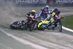 Speedway action !