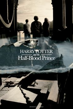 Harry Potter and the Half-Blood Prince - alternate movie posters