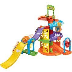 VTech Go! Go! Smart Wheels Spinning Spiral Tower Play Set