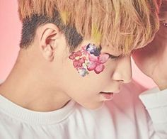 "VAV's St. Van ""Flower"" promotional picture."